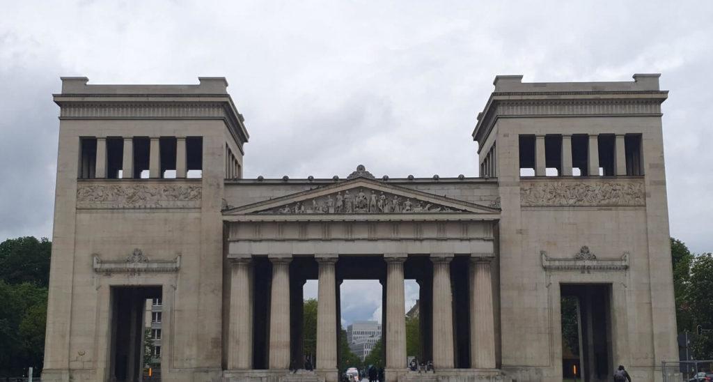 Münchens Wiederaufbau